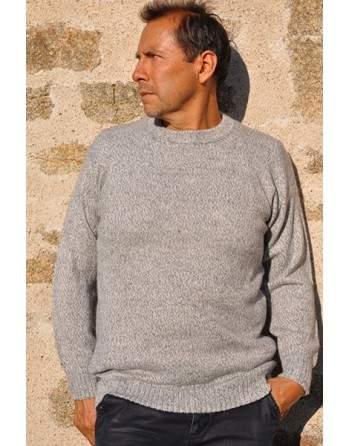 Pull en laine d'Alpaga bébé