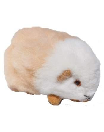 Peluche cochon d'inde multicolore