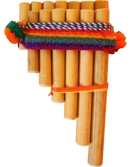 Flûte de pan CHULLI