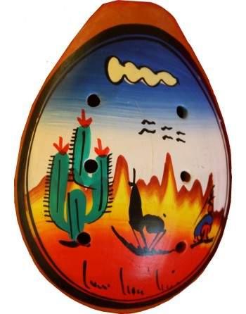 Ocarina Terre des Andes
