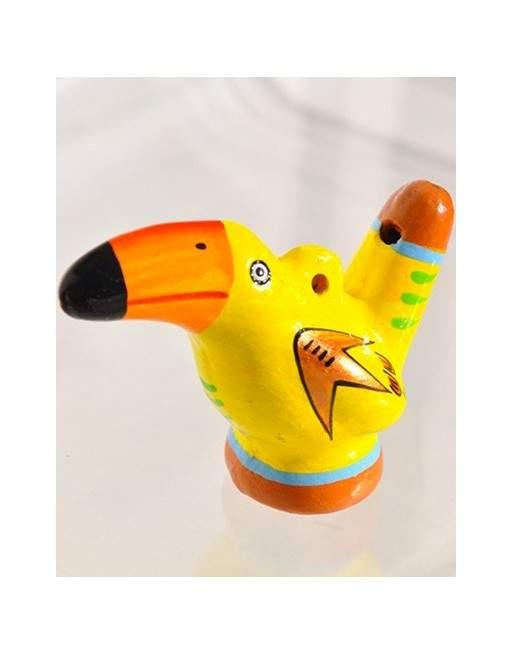 Sifflet oiseau Toucan