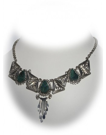 Collier Paracas turquoise