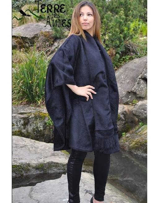 Cape noir azavache