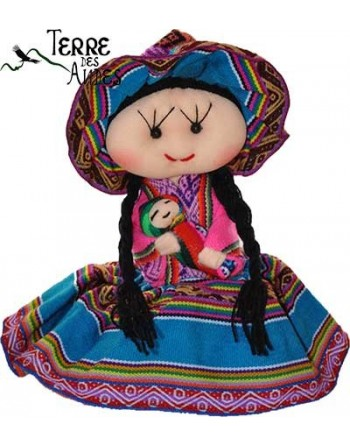 Poupée Cholita Nusta